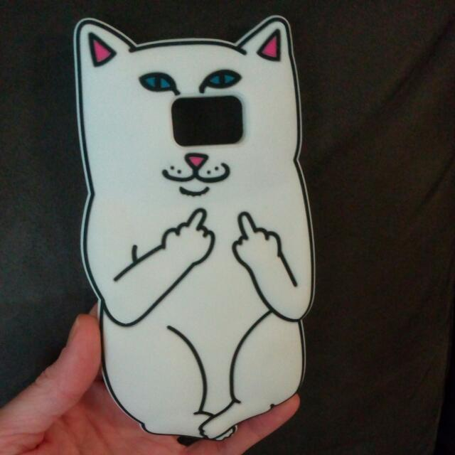 Funny Cat Phone Case