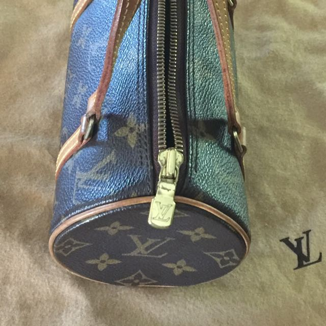 genuine LV bag (small)