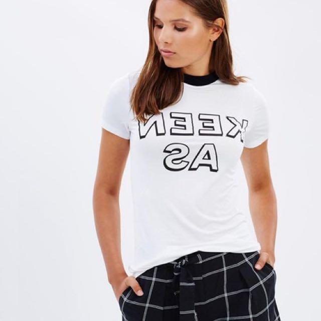 Hansen & Gretel Keen As Tshirt Size 2/10