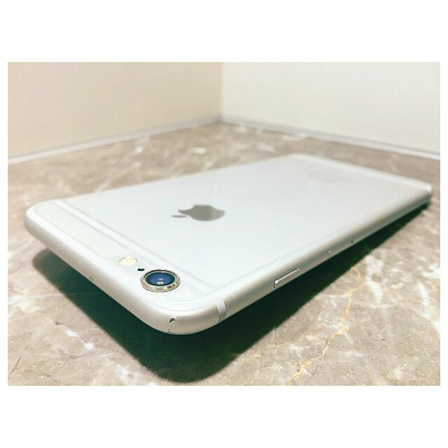 👅iPhone6 plus 64g任性銀👅