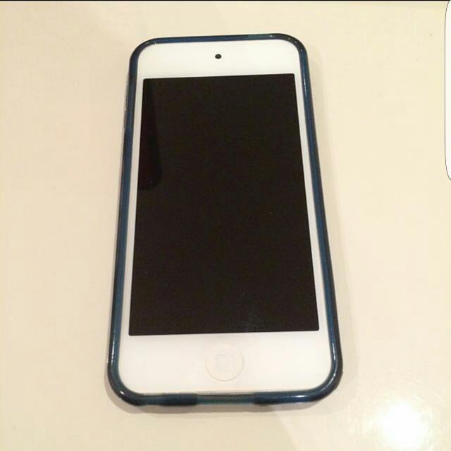Ipod Generation 5 Blue 16GB