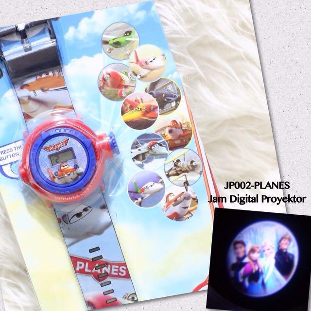 jam tangan proyektor
