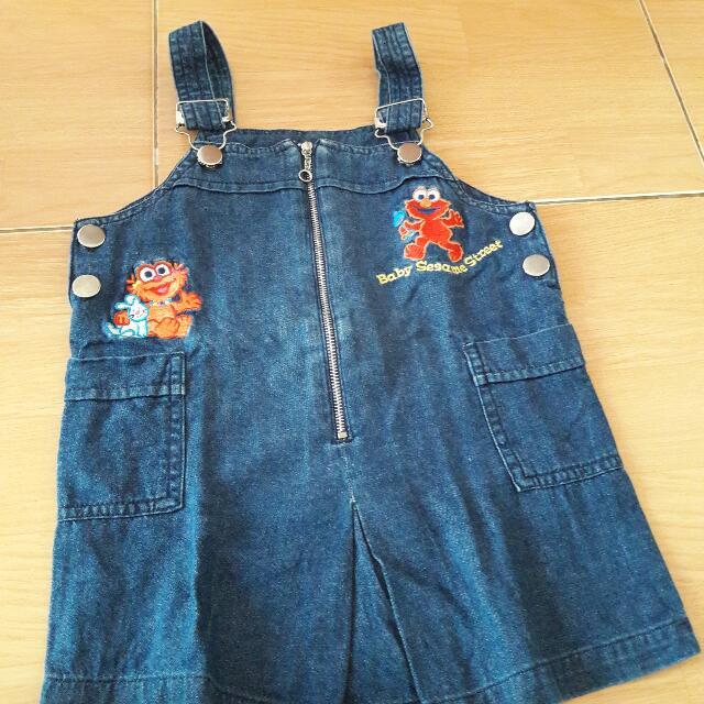 Jeans Sesame Street
