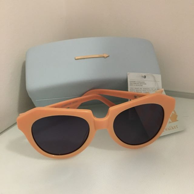 Karen Walker Special Edition 'Number One' Sunglasses