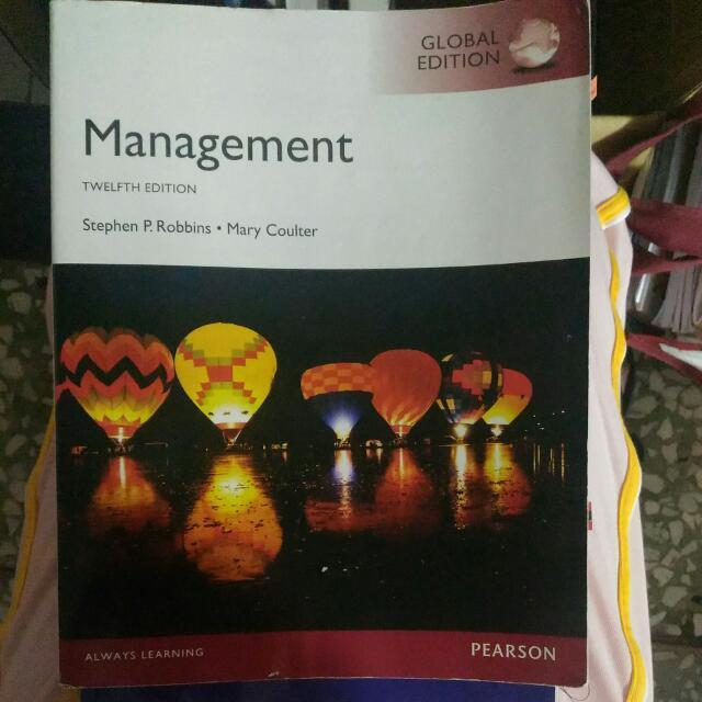 Management(管理學用書)#我有課本要賣