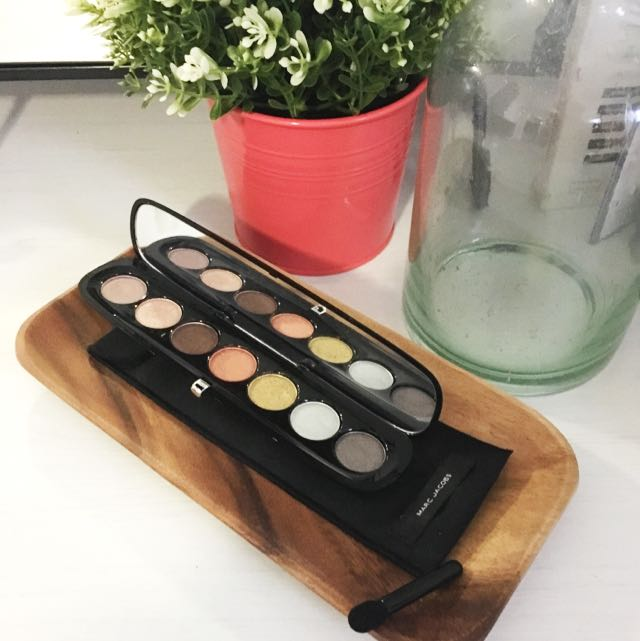 MARC JACOBS BEAUTY THE STARLET PALETTE