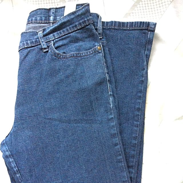Marks & Spencer straight cut jeans