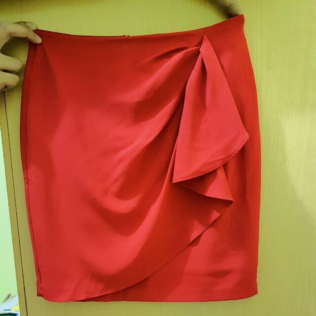 mini skirt the executive