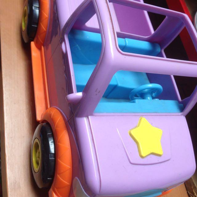 Kendte Mobil Pick Up Dora, Original, Babies & Kids, Toys & Walkers on HX-03