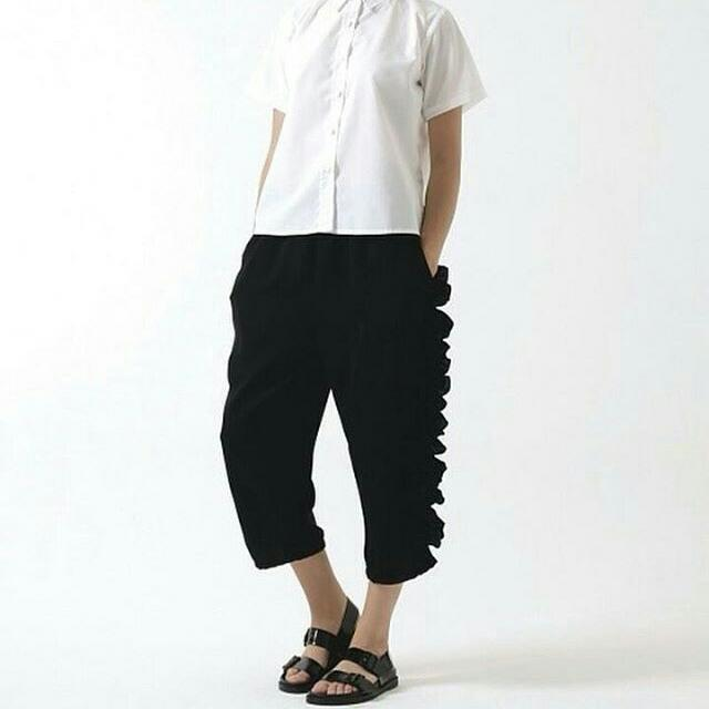 Namirah The Label Mavala Pants
