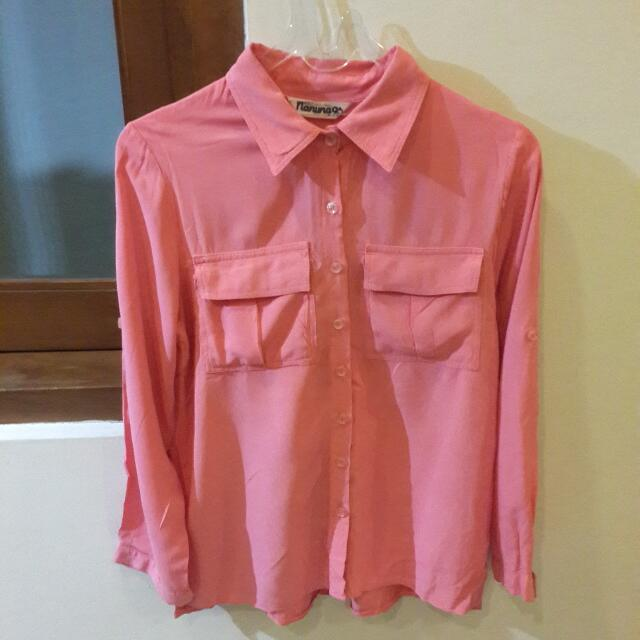 Nanung Soft Pink Shirt