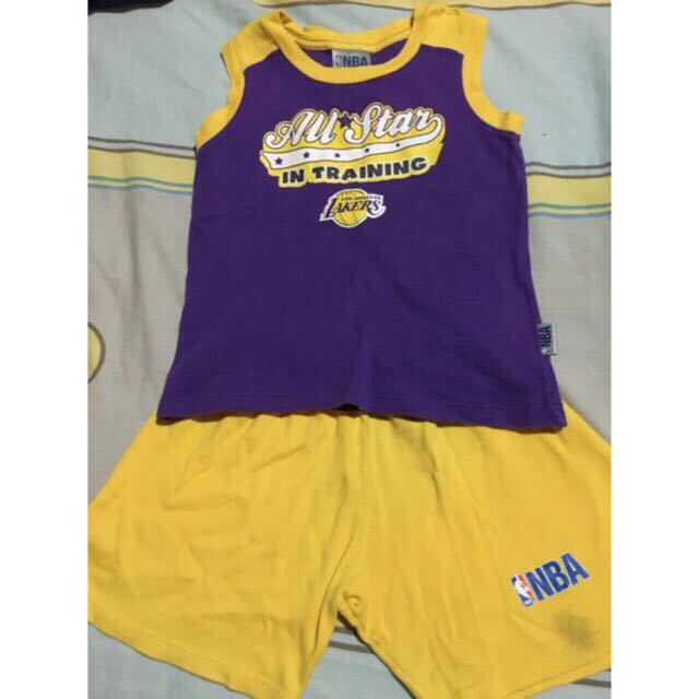 NBA Terno Lakers