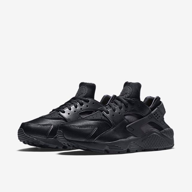 Nine Air Huarache (Women) - Black Black 79ff0a93e