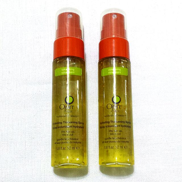Ojon Hair Hydrating Thickening Spray