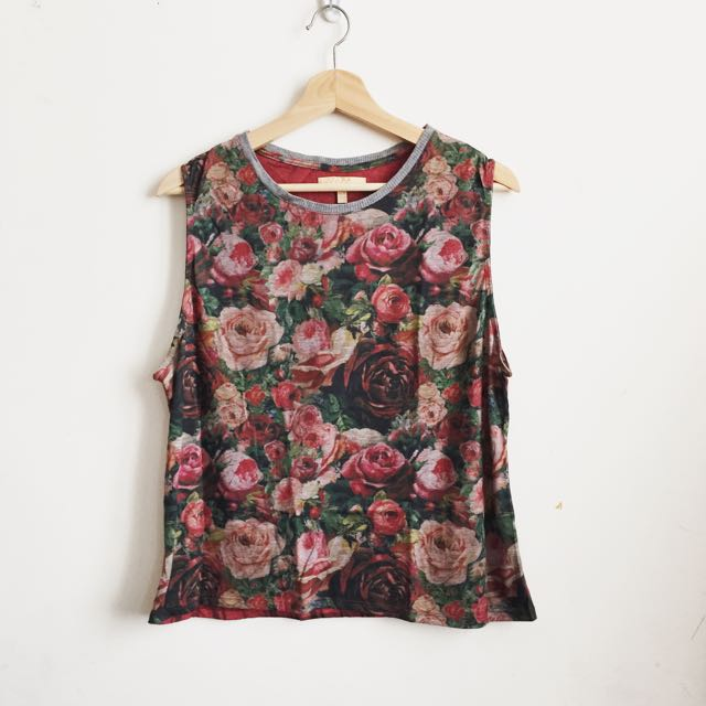 ORIGINAL ZARA TOP