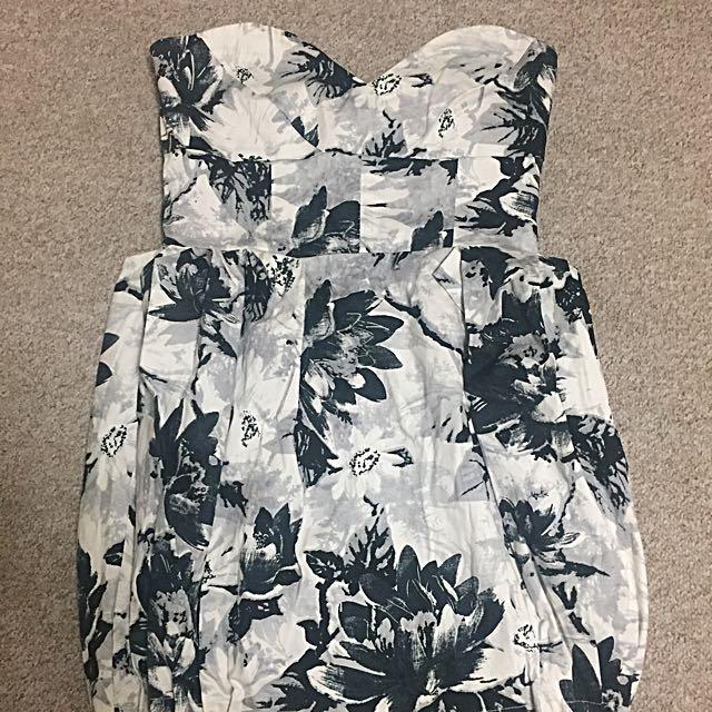 Pretty Tube Dress