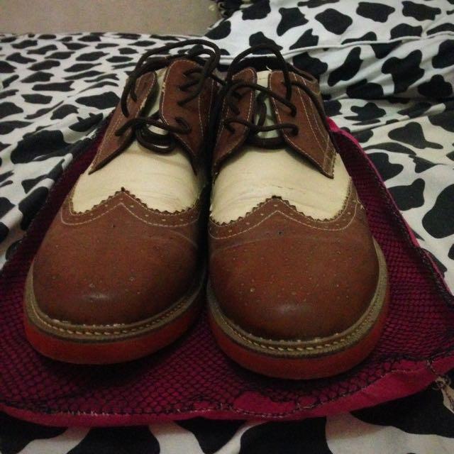 Robinet Oxford Shoe