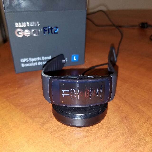 Samsung Gear Fit 2 L