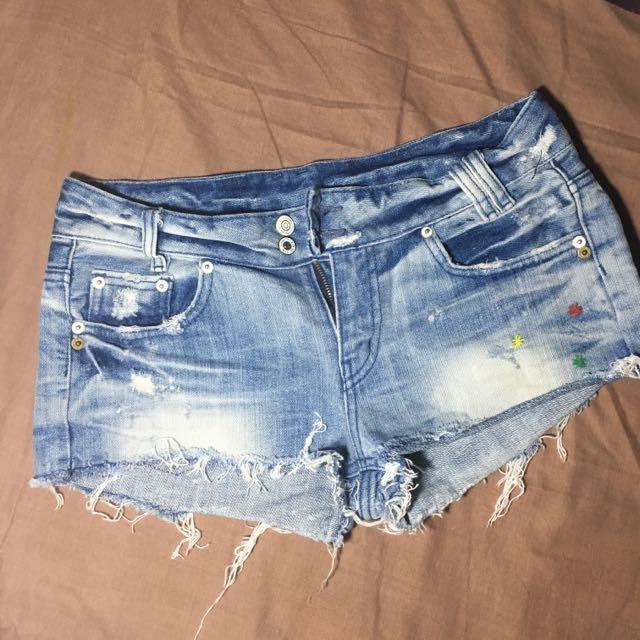 Sexy Maong Shorts 2