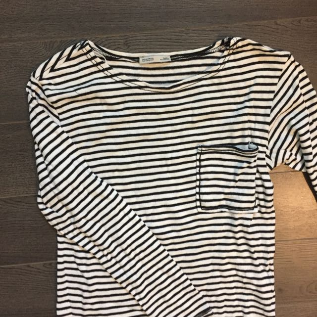 Stripped Shirt
