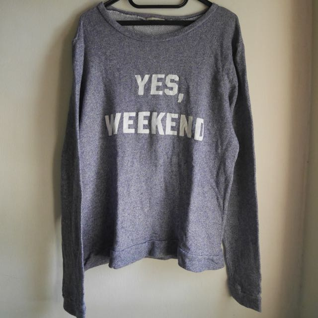 Sweater Local Brand