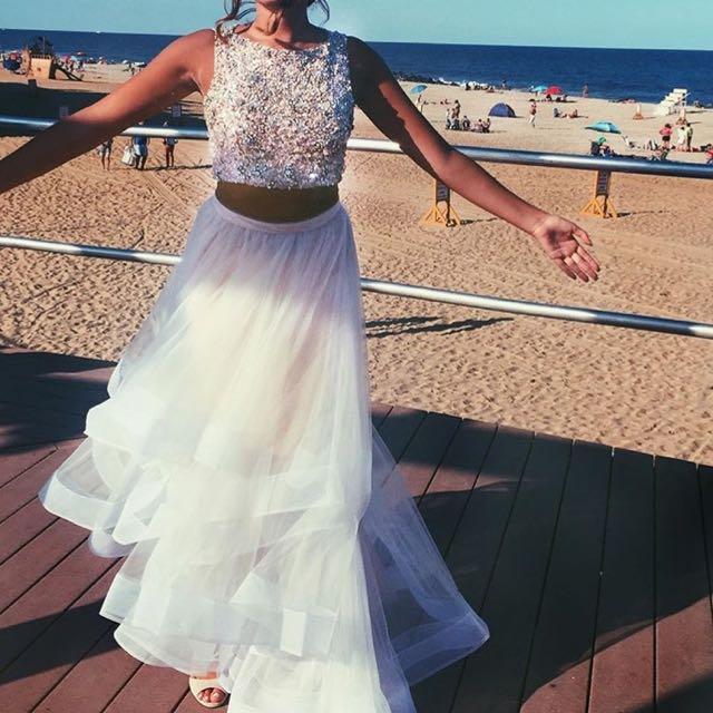 Terrani Couture Dress