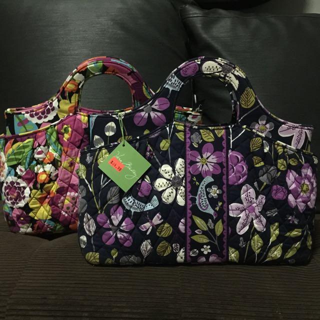 Vera Bradley Bags USA Brand