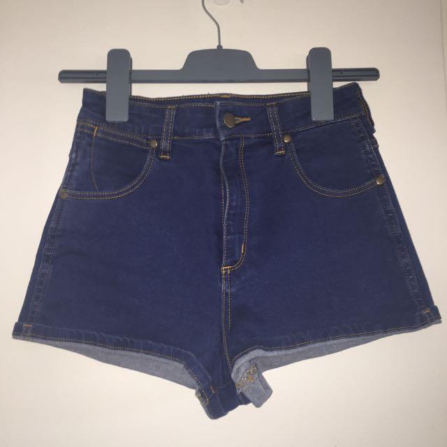 Wrangler Cheeky Shorts Size 9