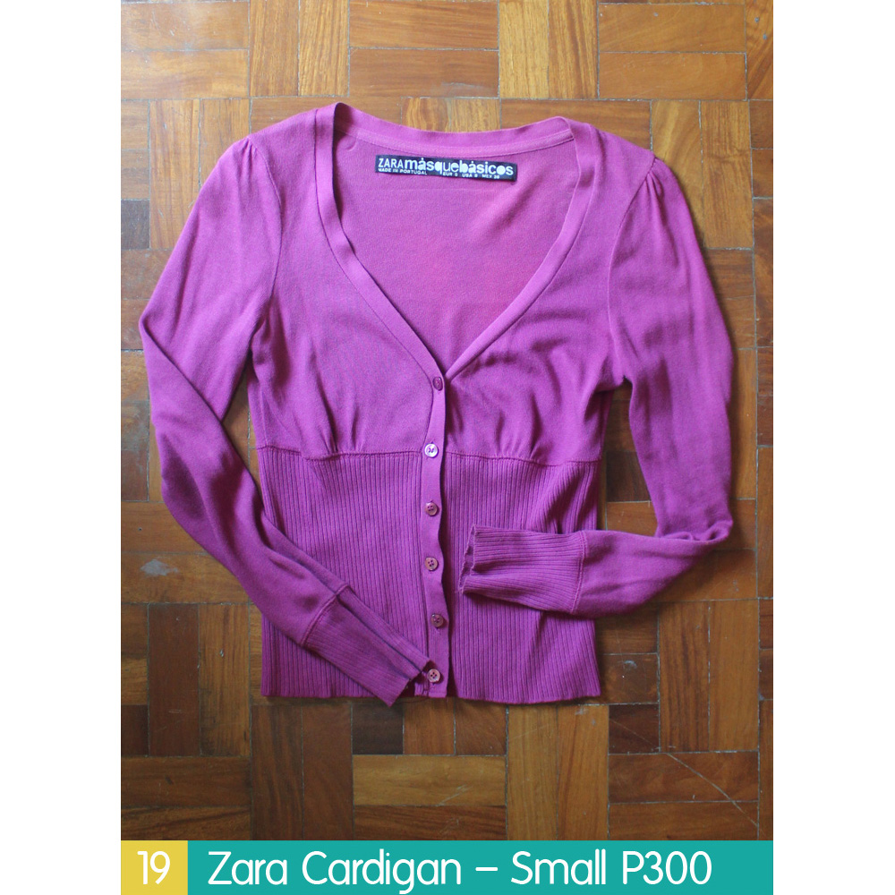 Zara Cardigan – Small P300