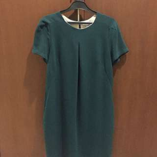 Hoss Intropia Green Dress