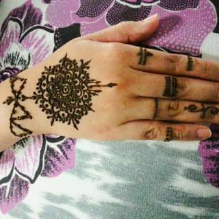 Henna Service For Wedding/Engagement/Party & Etc