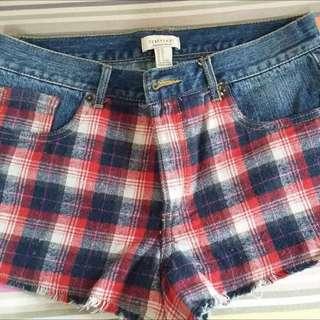 Forever21 Jeans Short