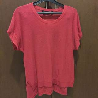 BCBGMaxazria PINK Top (authentic)