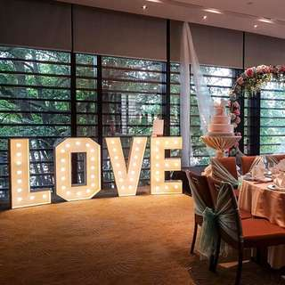 FOR RENT: LOVE Marquee Light