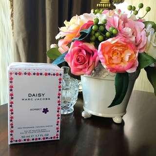 UNOPENED MARC JACOBS Daisy Sorbet Eau De Toilette Spray For Women