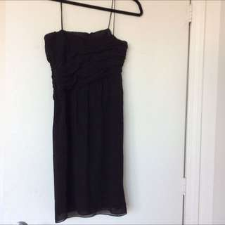 ♡Zara Basics Black Dress