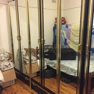 Mirror Wardrobes