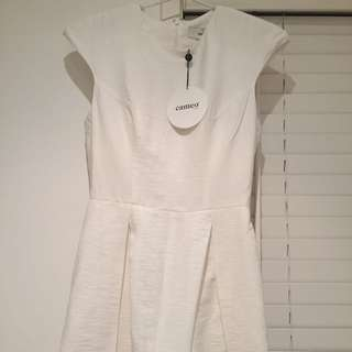 Cameo White Jumpsuit