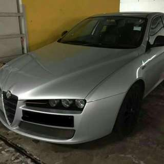 Alfa Romeo 159 Manual BRO