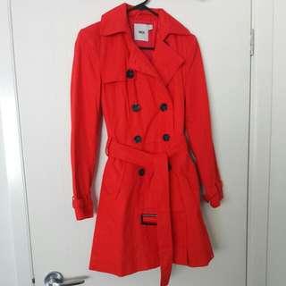 Brand New Red Coat