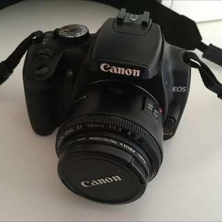 Canon EOS Kiss Digital SLR