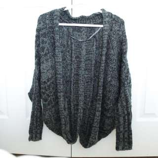 Grey and Black Cardigan (Primark UK)