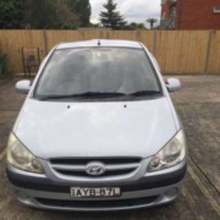 Hyundai Getz(Manual)