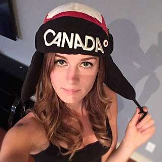 Canadian Olympic Hat