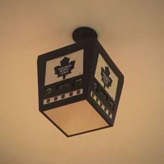 Toronto Maple Leafs Light