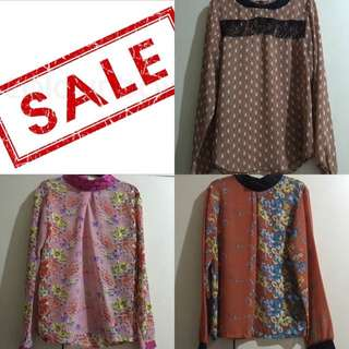 3for350 Pill Blouses Free Shipping
