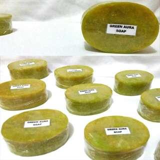 GREEN AURA Soap
