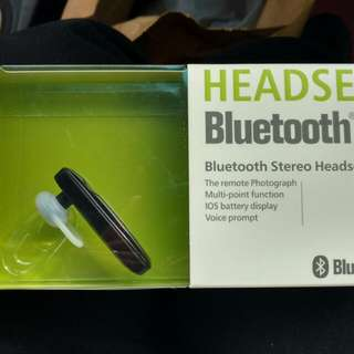 Blutooth Headset (BRAND NEW)