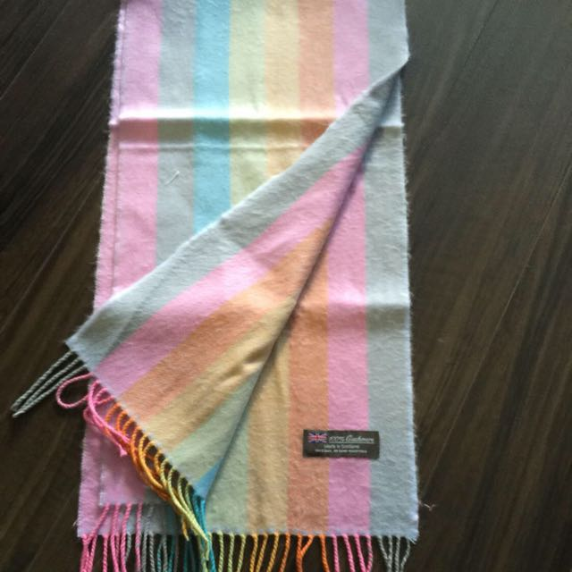 100% Cashmere Scarf