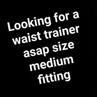 Looking For A Waist Trainer Asap